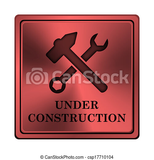 Under construction icon - csp17710104