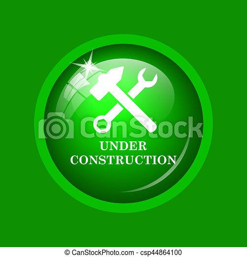 Under construction icon - csp44864100