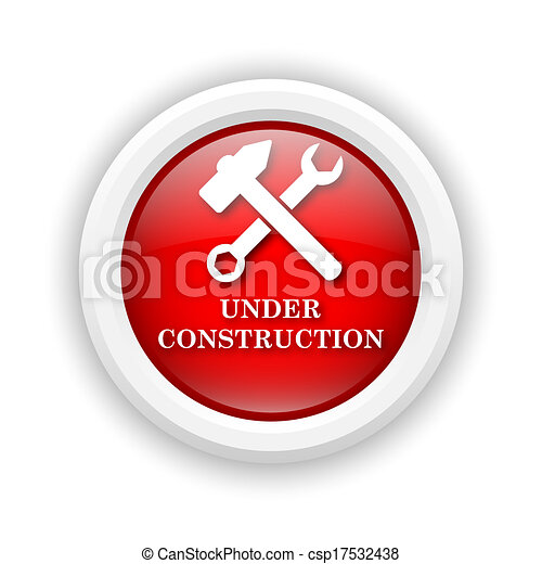 Under construction icon - csp17532438