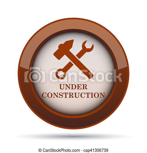 Under construction icon - csp41306739