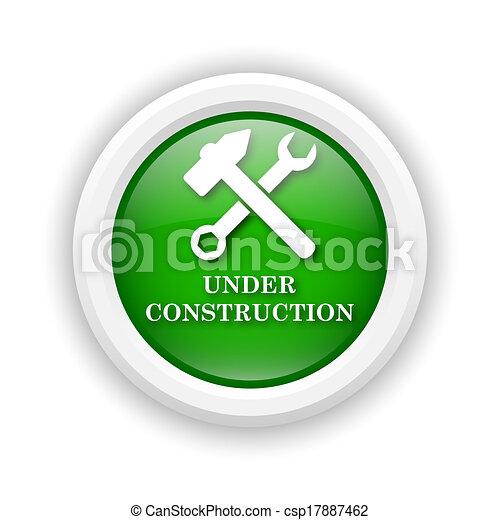 Under construction icon - csp17887462
