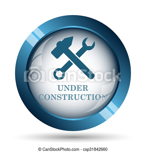Under construction icon - csp31842660