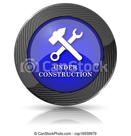 Under construction icon - csp16939979
