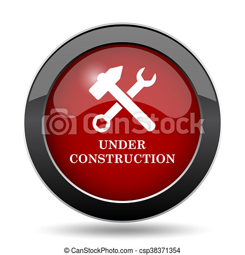 Under construction icon - csp38371354
