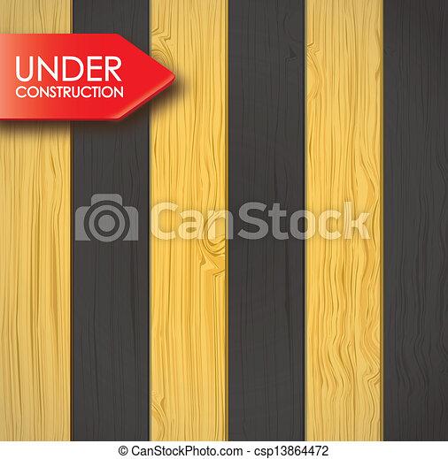 Under Construction - csp13864472