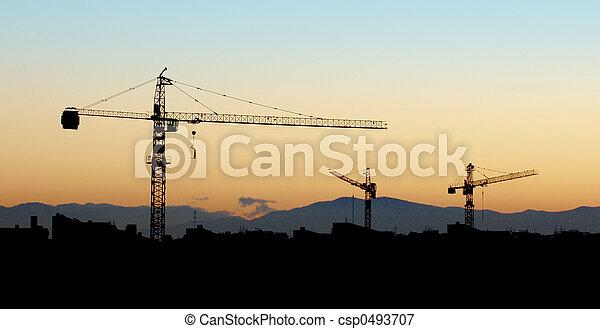 Under Construction - csp0493707