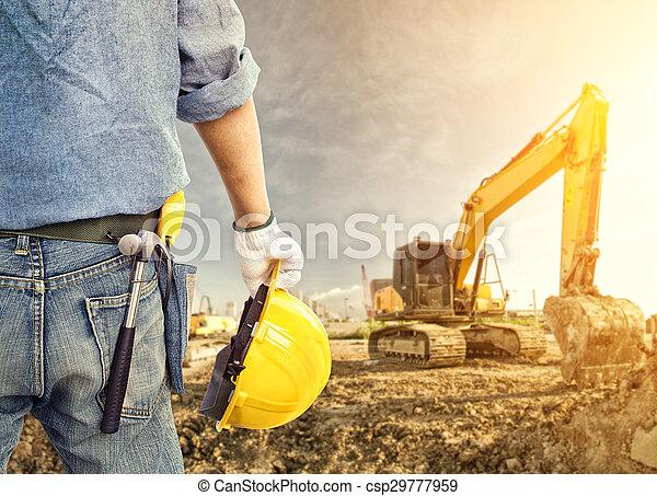 Under construction - csp29777959