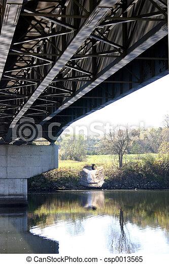 Under the bridge - csp0013565