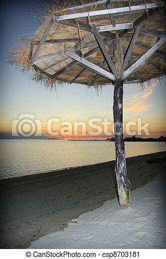 Under the parasol - csp8703181