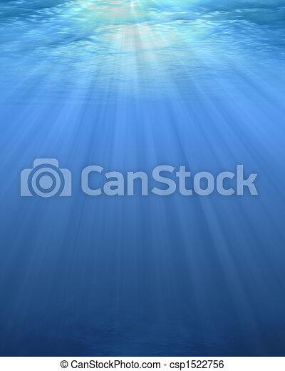 Underwater - csp1522756