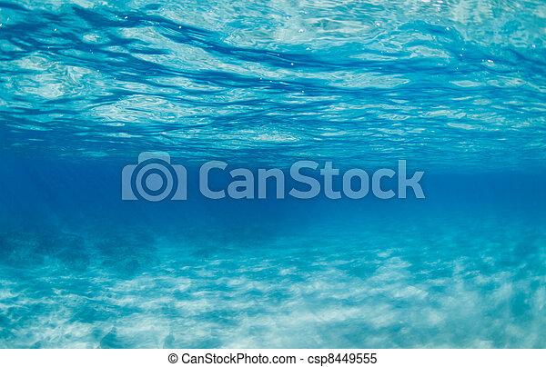 Underwater - csp8449555