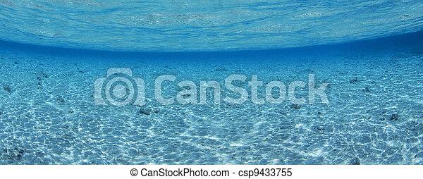 Underwater - csp9433755