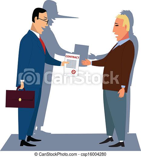 Unfair contract - csp16004280