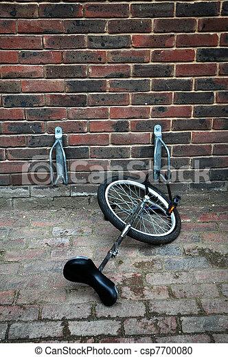 Unicycle Parking - csp7700080