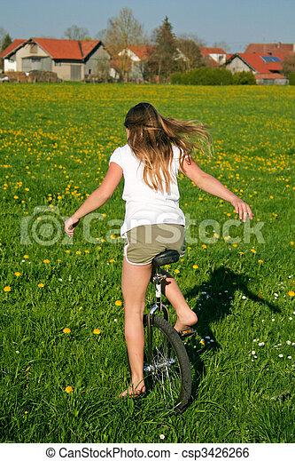 unicycle - csp3426266