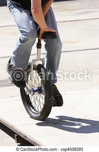 Unicycle - csp4508393
