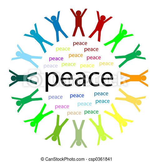 Unidad y paz - csp0361841