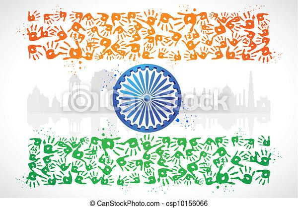 unidade, índia - csp10156066