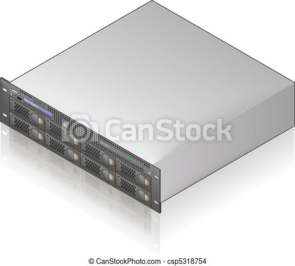 unidade, servidor - csp5318754