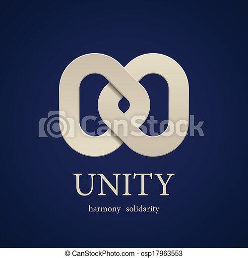 unidade, vetorial, desenho, símbolo, modelo - csp17963553