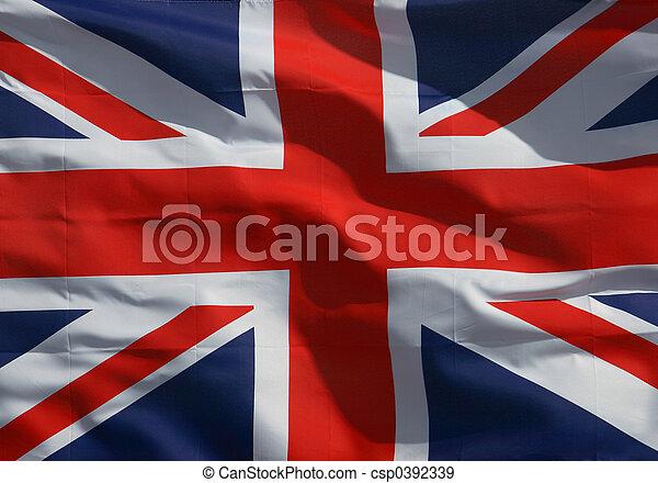 Union Jack Flag - csp0392339