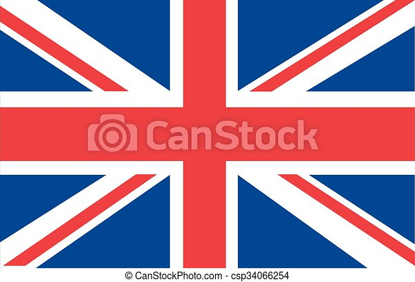 union jack isolated vector illustration clipart vector search rh canstockphoto com union jack vector free download union jack vector free