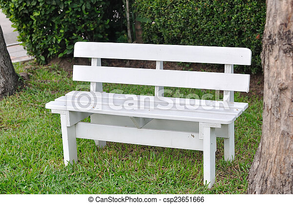 unique banc jardin blanc relaxing. Black Bedroom Furniture Sets. Home Design Ideas