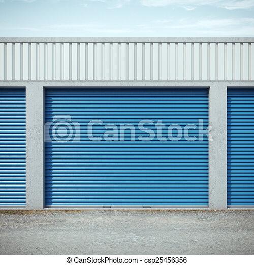 unités, stockage - csp25456356