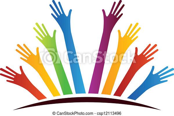 United Hands - csp12113496