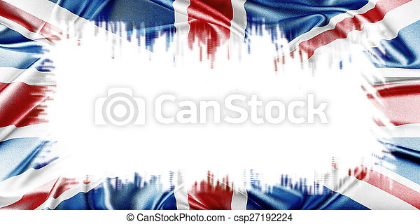United Kingdom Flag  - csp27192224