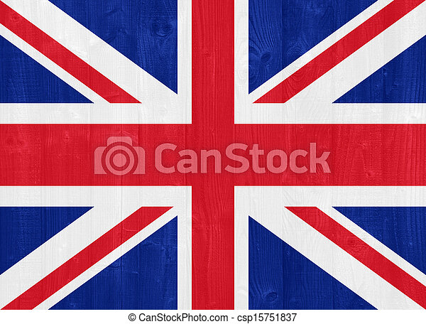 United Kingdom flag - csp15751837