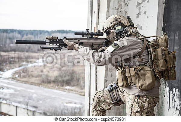 United States Army ranger  - csp24570981