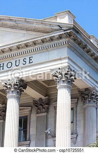United States Custom House - csp10725551