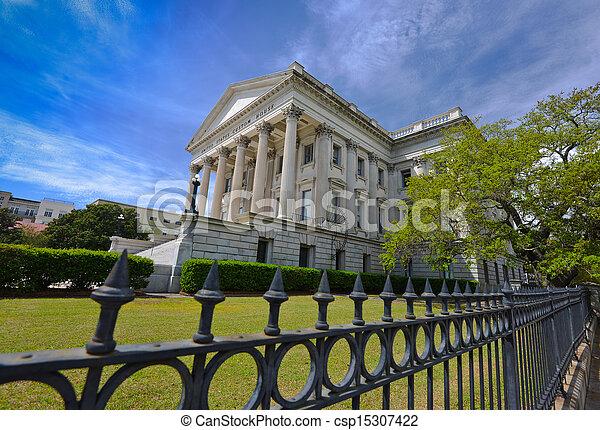 United States Custom House - csp15307422