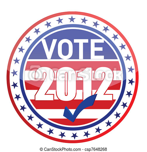 United States of America Elections  - csp7648268