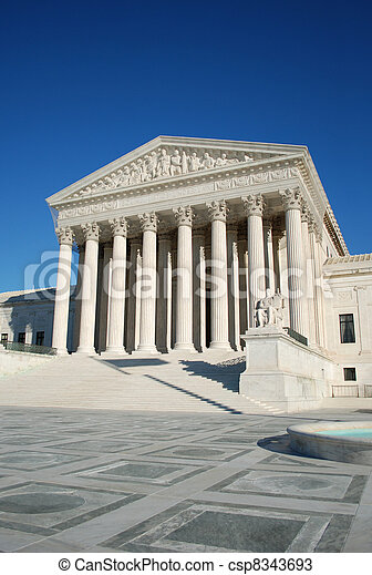 United States Supreme Court - csp8343693