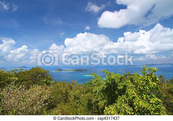 United States Virgin Islands - csp4317437
