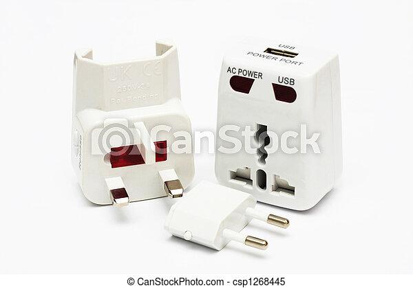 Universal Power Adapter - csp1268445