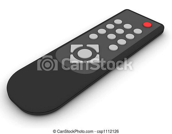 Universal remote control - csp1112126