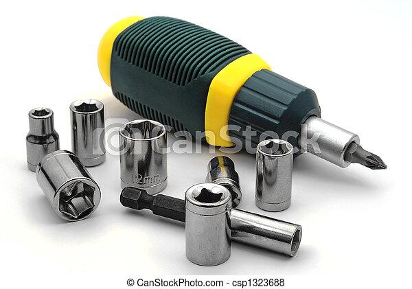 Universal tool.  - csp1323688