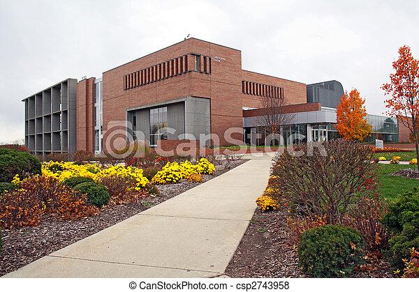 universidade, centro, estudante, campus - csp2743958