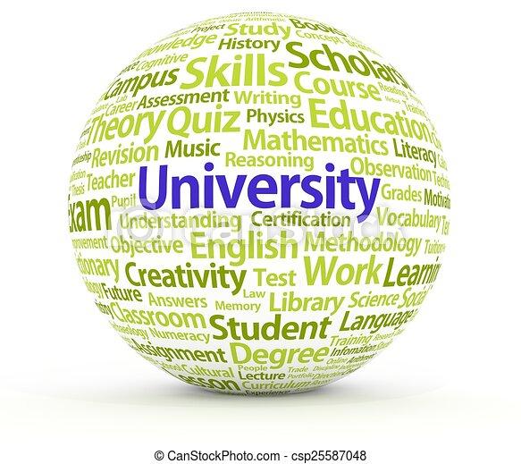 università - csp25587048