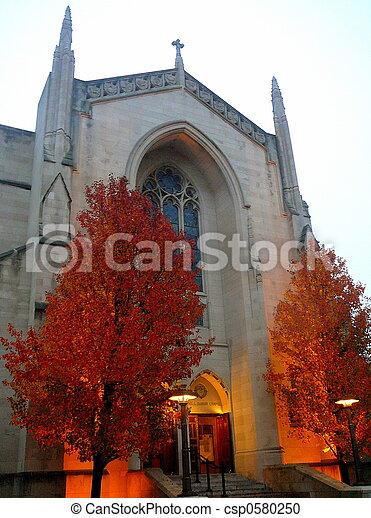 University Chapel - csp0580250