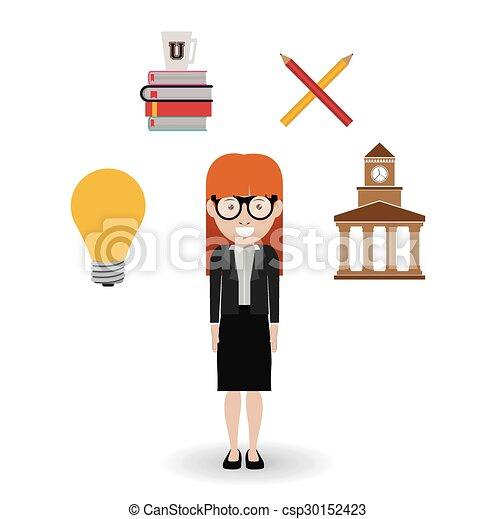 University design  - csp30152423