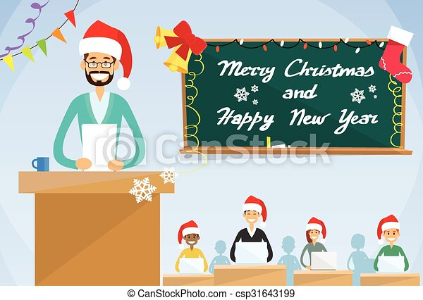 Image result for teacher christmas drawings