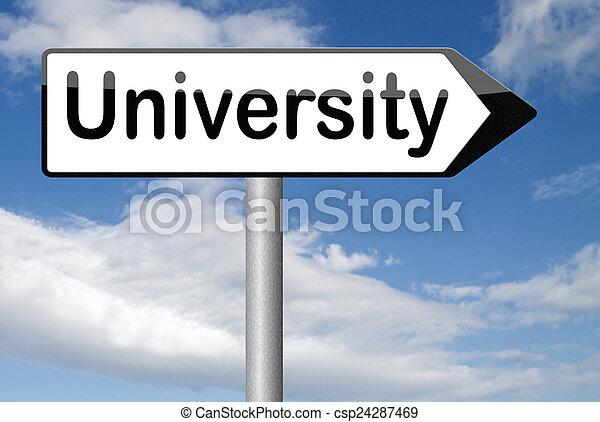 university - csp24287469
