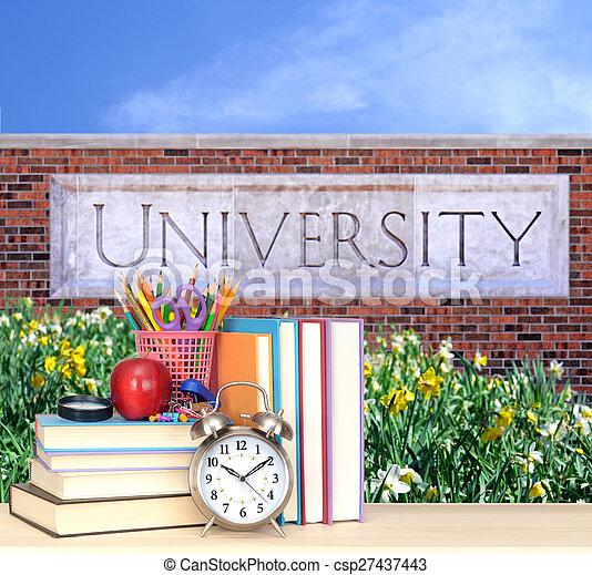 university - csp27437443