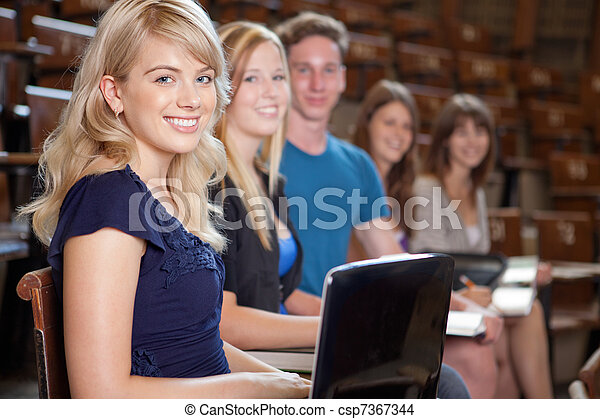 University Students - csp7367344