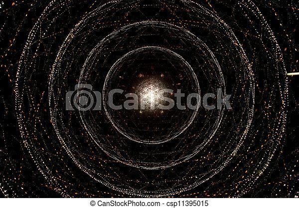universo, galassia, spirale - csp11395015