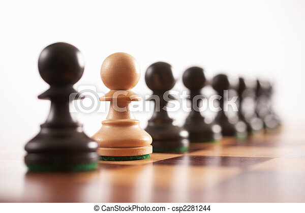 uno, scacchi, dispari, fuori - csp2281244